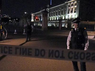 В Лондоне устроили резню у метро