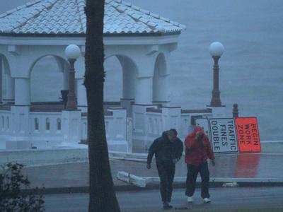 """Мощнейший за 12 лет ураган """"Харви"""" грозит США катастрофическим наводнением"""