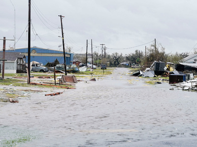 """""""Харви"""" спровоцировал разрушительное наводнение в Хьюстоне"""