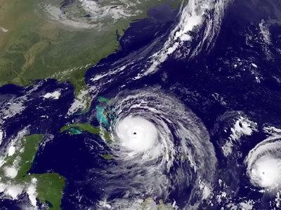 """Ураган """"Ирма"""" оставит без электричества 9 миллионов жителей Флориды"""