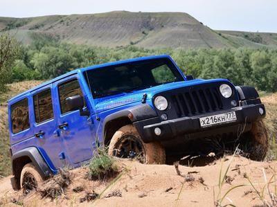 В России отзывают на ремонт почти 3,5 тысяч автомобилей Jeep и Chrysler
