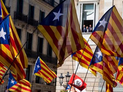 Россия считает референдум в Каталонии внутренним делом Испании