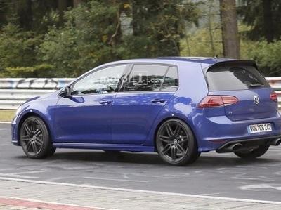Volkswagen может вернуться к идее самого мощного хэтчбека в мире