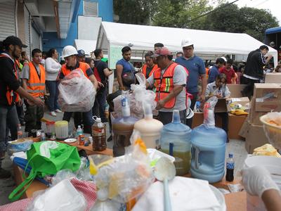 Землетрясения в Мексике: число жертв возросло до 318