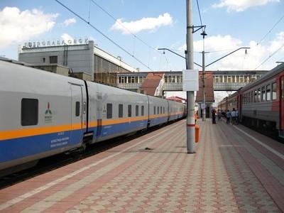 РФ и Казахстан отменили контроль транзитных поездов