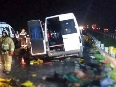 ДТП с маршруткой под Калининградом: возбуждено уголовное дело