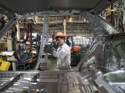 Прибыль промпредприятий Китая взлетела на 24%