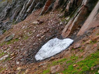 В Британии растаял легендарный ледник, не таявший 11 лет
