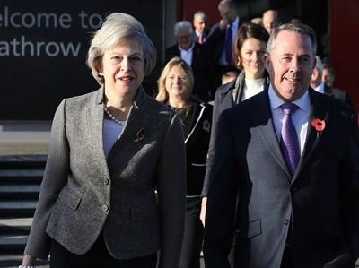 СМИ: Британия рассматривает присоединение к NAFTA