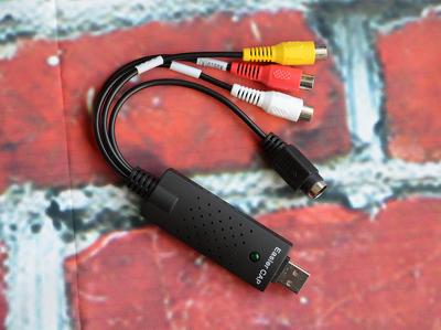 Обзор устройства захвата видео EasyCap USB 2.0: оцифровка без затей