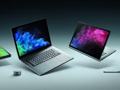 """Новый """"планшетобук"""" Microsoft оказался вдвое мощнее MacBook Pro"""