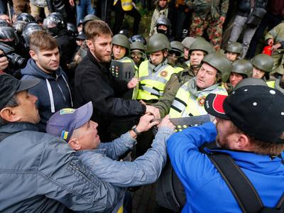 Порошенко надеется, что митинг у Рады пройдет эффективно