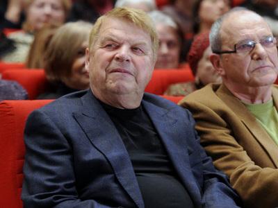 Актер Михаил Кокшенов попал в больницу с подозрением на инсульт