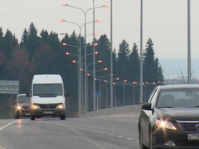 В Перми открыли движение по новому участку объездной дороги