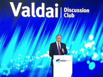 Путин: Россия предложила альтернативу разрушительной политике в Сирии