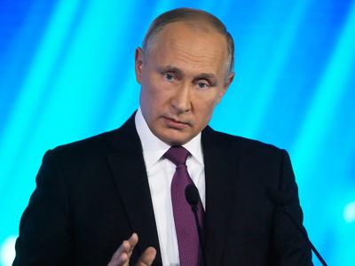 Путин: Запад извлек уроки из русской революции и поделил наследие СССР