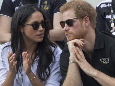 Принц Гарри и его невеста хотят уехать из Лондона