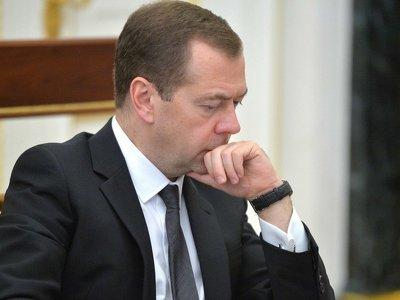 Медведев потребовал составить точный список обманутых дольщиков