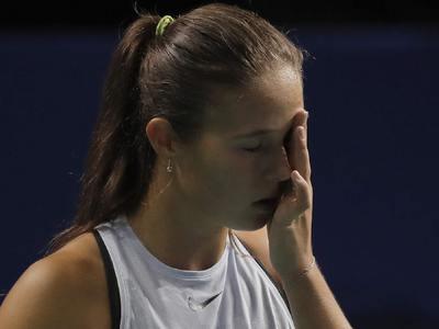 Дарья Касаткина: постараюсь извлечь позитив из поражения