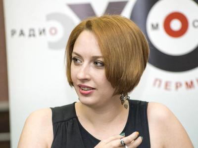 """Ранена ножом ведущая """"Эха Москвы"""". Нападавший задержан"""