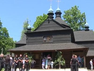 Униатские рейдеры: на Украине греко-католики захватили православный храм XVI века