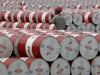 Инвесторы бегут из нефтяных фондов