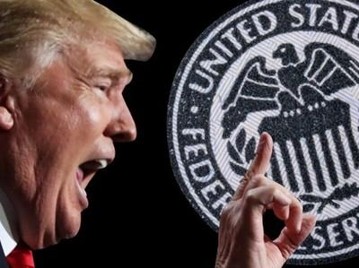 Трамп объявит нового главу ФРС в четверг. Кто он?