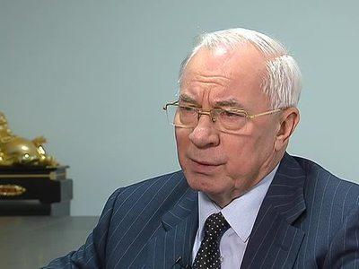 Азаров: на Украине не поднимается тема защиты прав человека
