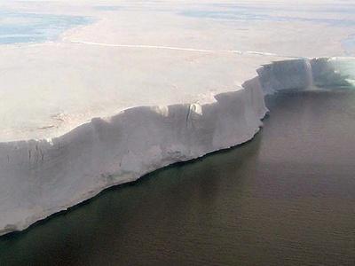 Под антарктическим льдом обнаружен столб магмы