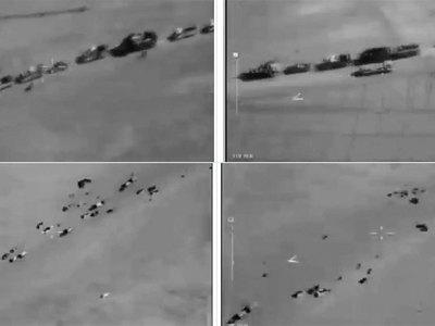 Миноброны России опубликовало доказательства сотрудничества США с ИГИЛ
