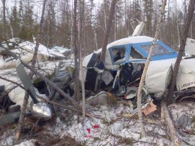 Жителя Хабаровского края подозревают в мародерстве на месте крушения L-410