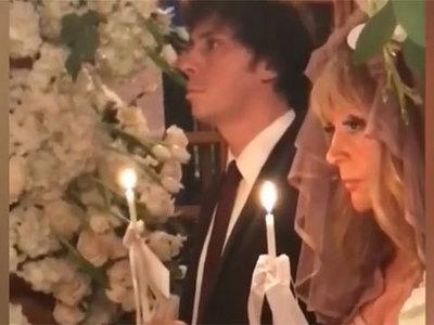 Галкин опубликовал видео венчания с Пугачевой