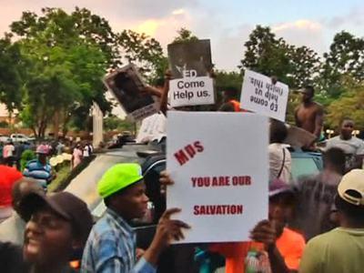 Отставка Мугабе: самого старого диктатора планеты сменит Крокодил