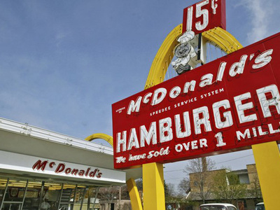 """В Чикаго из-за катаклизмов снесут музей первого """"Макдональдса"""""""