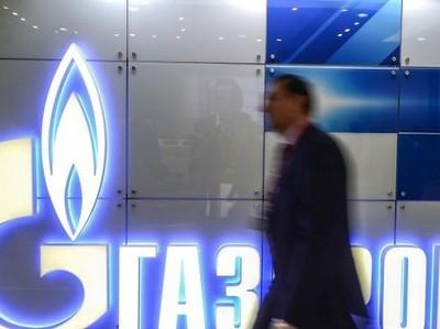 """""""Газпром"""" привлек кредит на 1 млрд евро"""