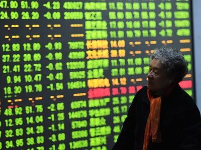 Акции крупных компаний Китая упали на этой неделе