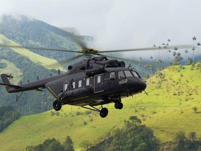 Новые лопасти и двигатель. Начались испытания модернизированного вертолета Ми-171Е