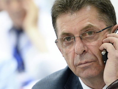 IBU готов изучить обвинения в адрес главы СБР Кравцова