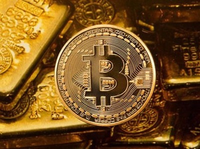 Биткоин вновь сделает золото популярным