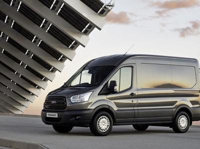 В России отзывают на ремонт более 13 тысяч Ford Transit