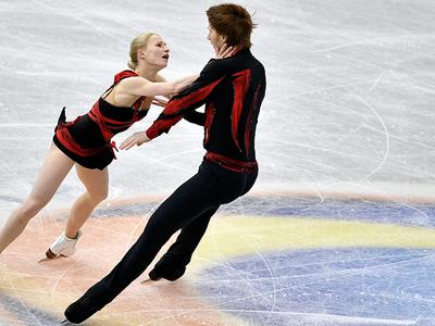 Фигуристы Тарасов и Морозов идут вторыми в финале Гран-при