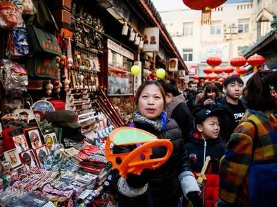 Инфляция в Китае замедлилась в ноябре