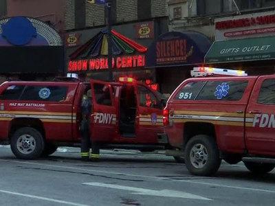 Устроивший взрыв в Нью-Йорке вдохновлялся атакой на рождественской ярмарке в Европе