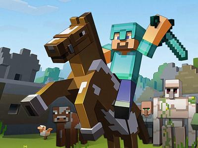 Один из крупнейших интернет-катаклизмов произошел из-за Minecraft