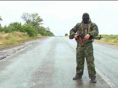 """Донбасские ополченцы засекли наемников """"грузинского легиона"""""""
