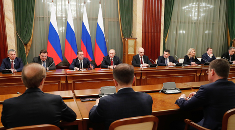 Отставка правительства: комментарии депутатов и чиновников
