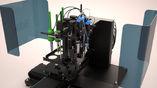 Конструкция FABION позволяет работать с биогелем и тканевыми сфероидами отдельно