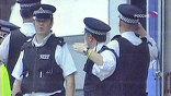 Операция британской полиции была молниеносной и слаженной