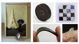 В ходе тестирования технологии, учёные напечатали на новом принтере чехлы для смартфонов, светодиодные линзы, оптоволоконные кабели и многое другое