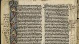 Одна из Библий XIII века